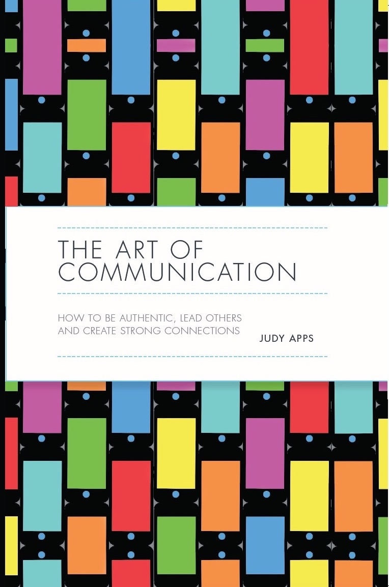 Judy's latest book! – The Art of Communication